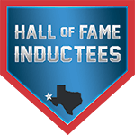 El Paso Baseball Hall of Fame Logo